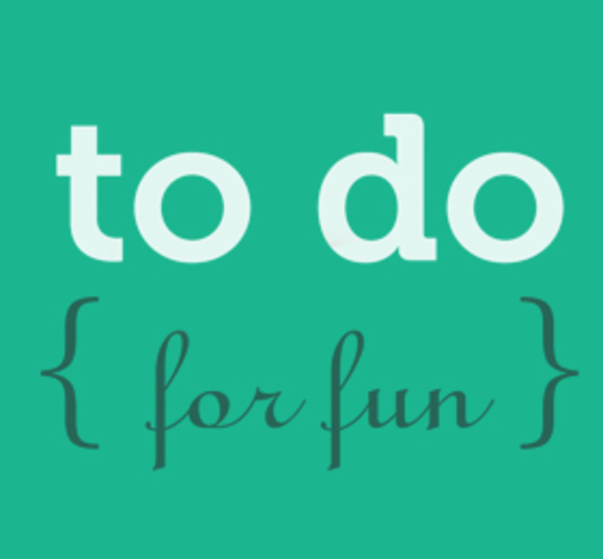 toDo for fun_prev