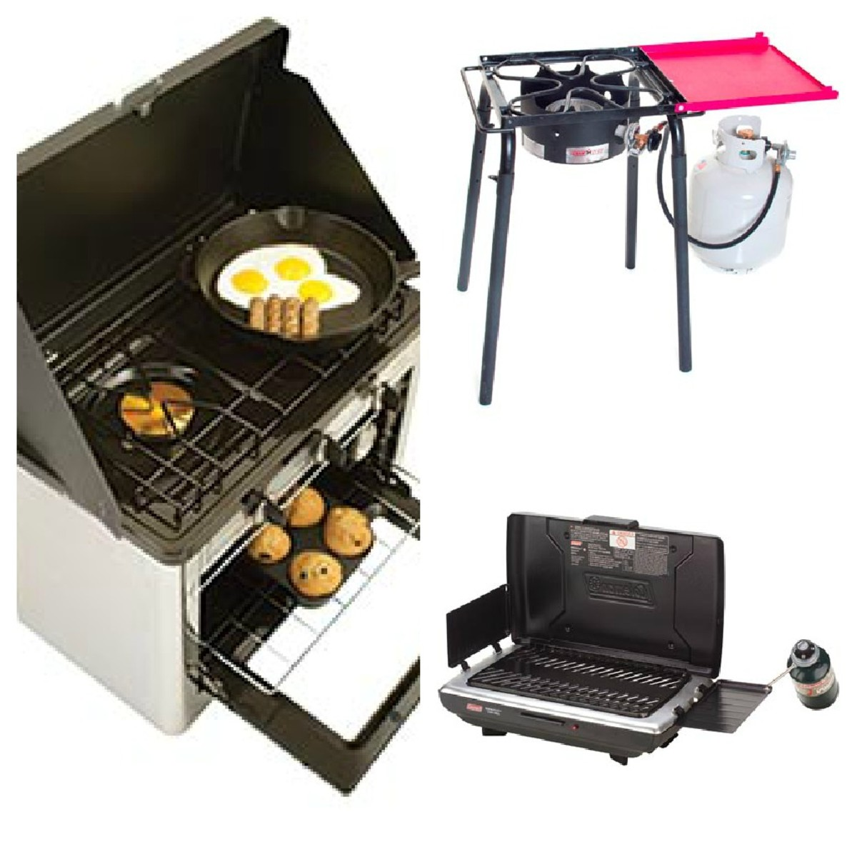 Camp Cooking Dream