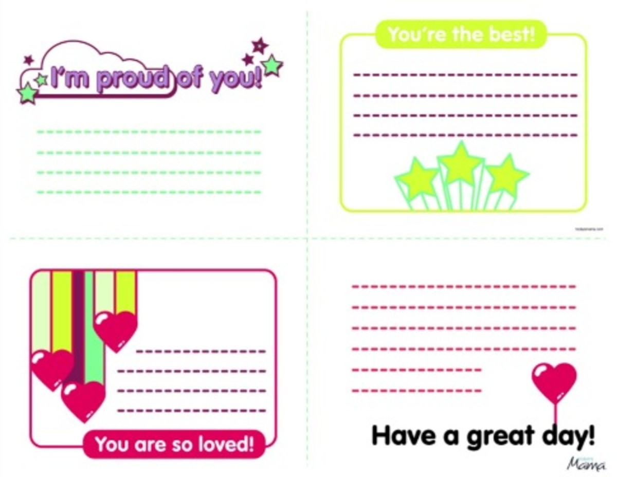 printable lunch box notes thumb
