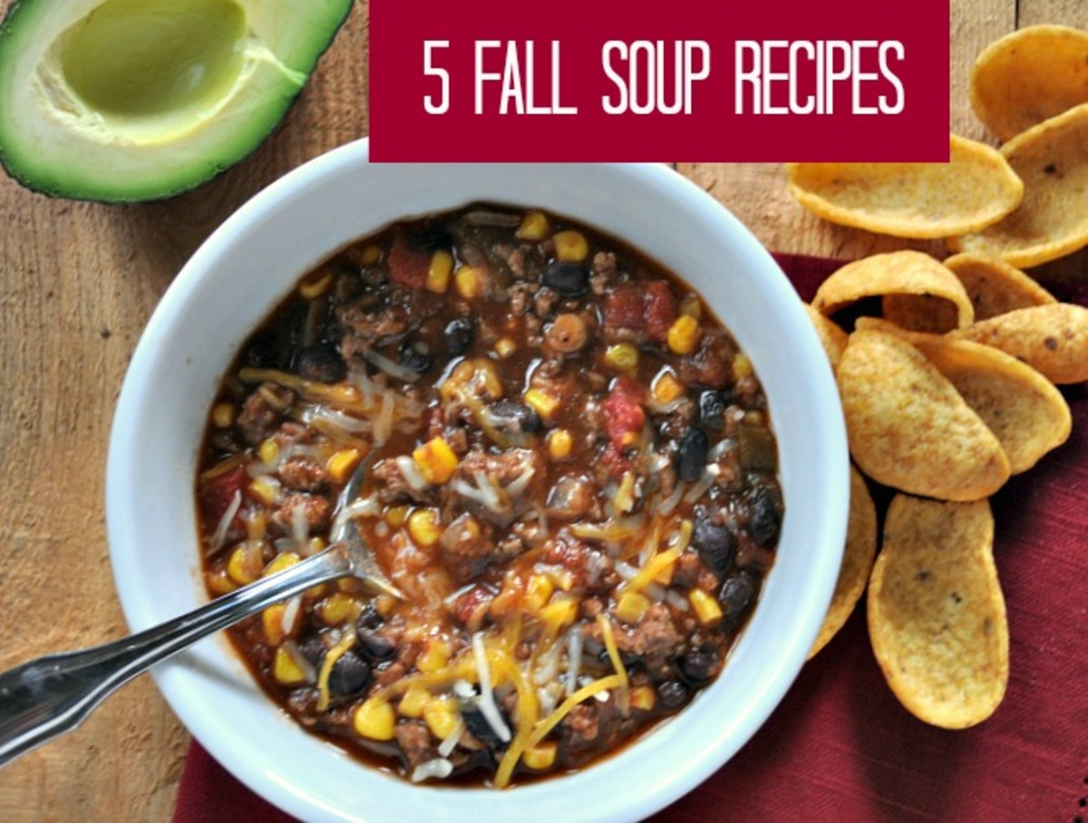 5 Fall Soup Recipes - TodaysMama.com