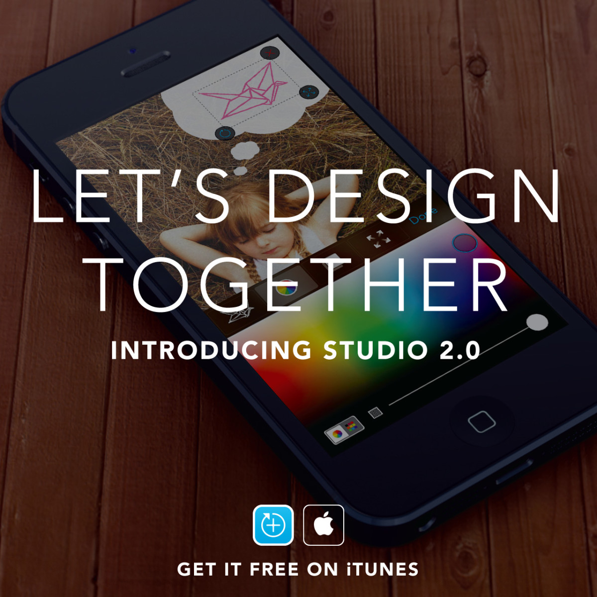 Win an iPhone 5S from Studio Design!