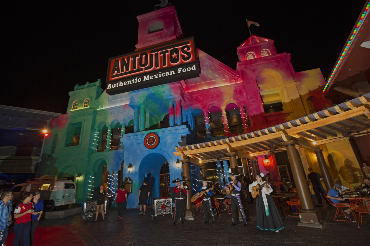 Great New Restaurants at Universal Orlando CityWalk www.Todaysmama.com