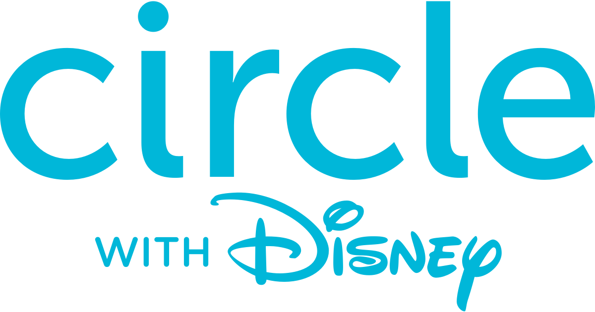 Circle With Disney Logo