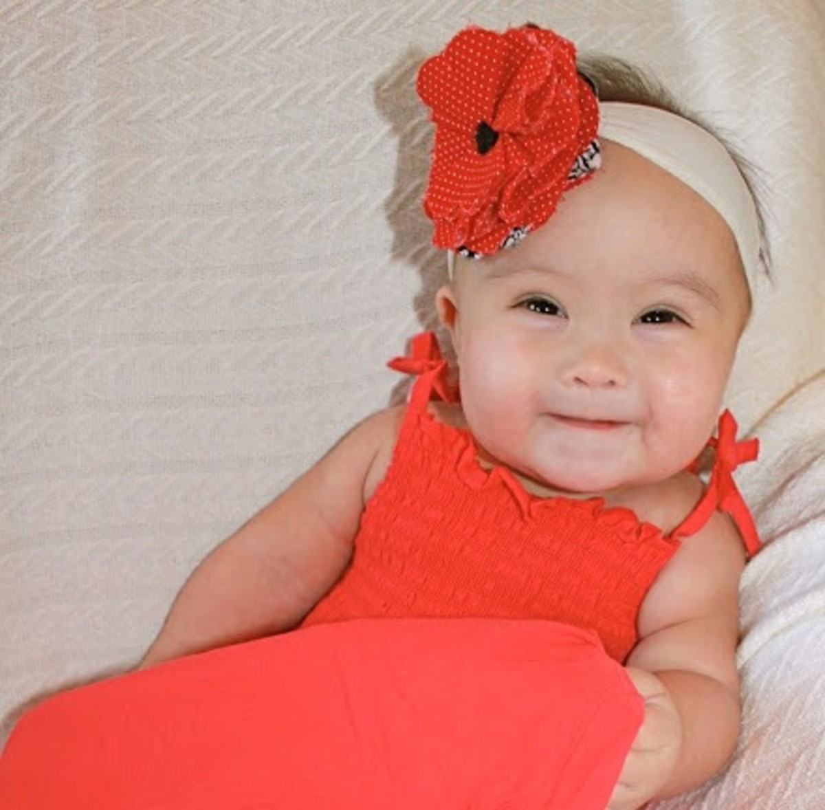 Letting Go of Perfect - How My Surprise Down Syndrome Baby