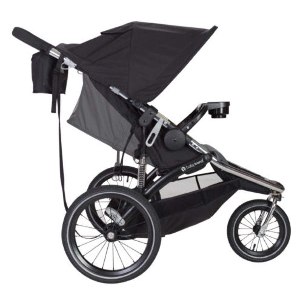 The best jogging stroller is the babytrend falcon jogger