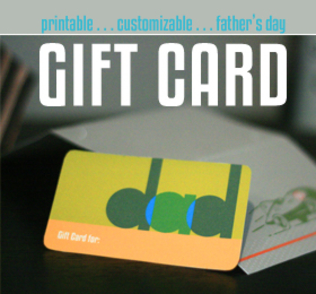 printable father u2019s day gift card template