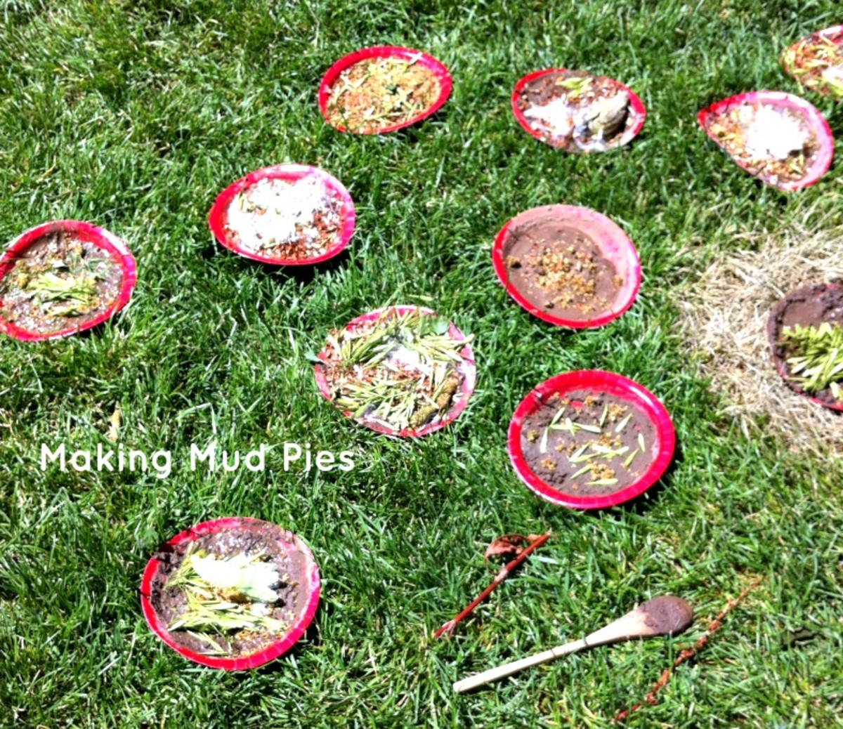 Making Mud Pies