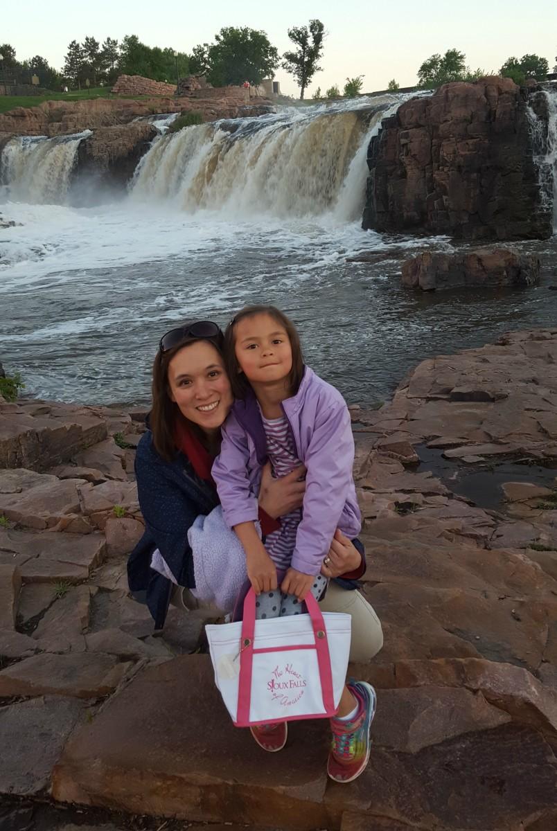 Sioux Falls South Dakota Family Road Trip