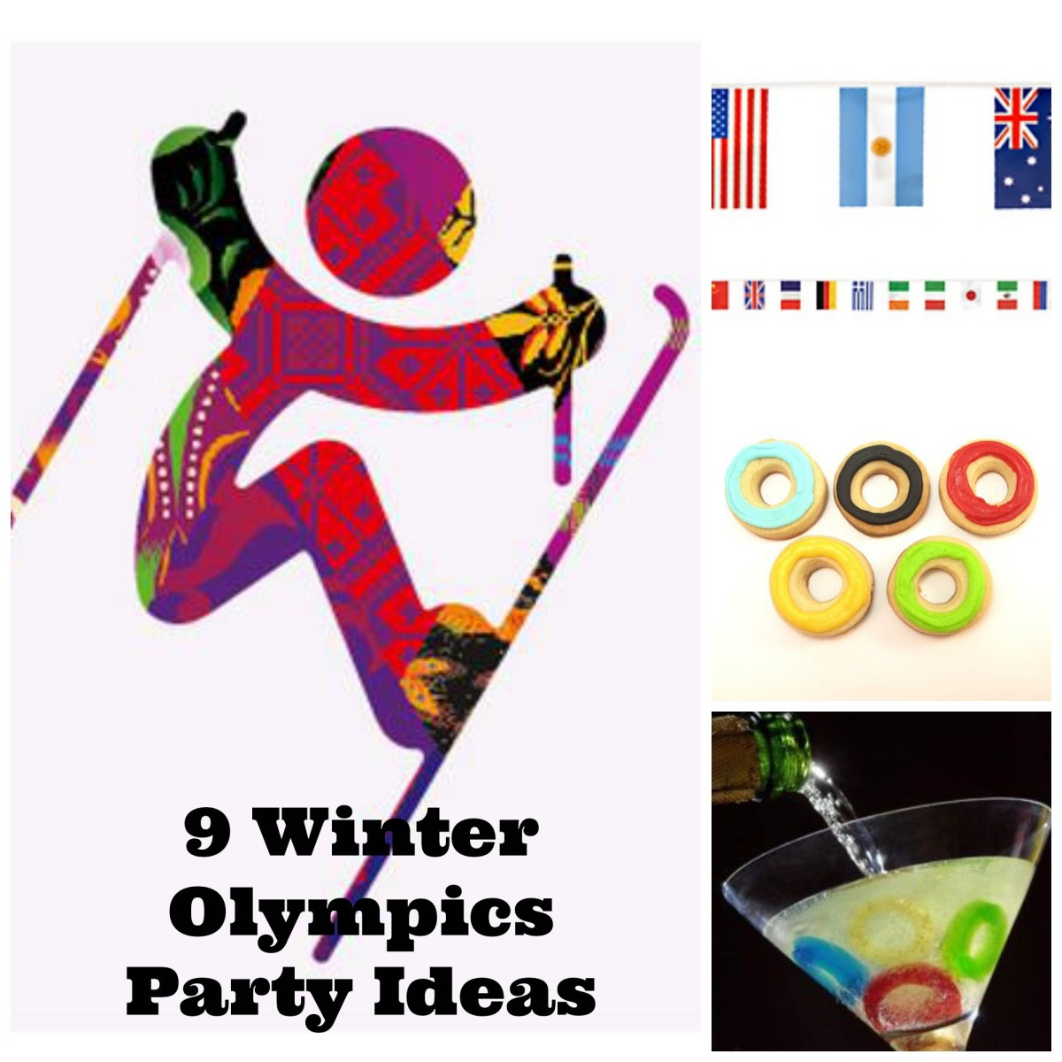 Winter Olympics Party