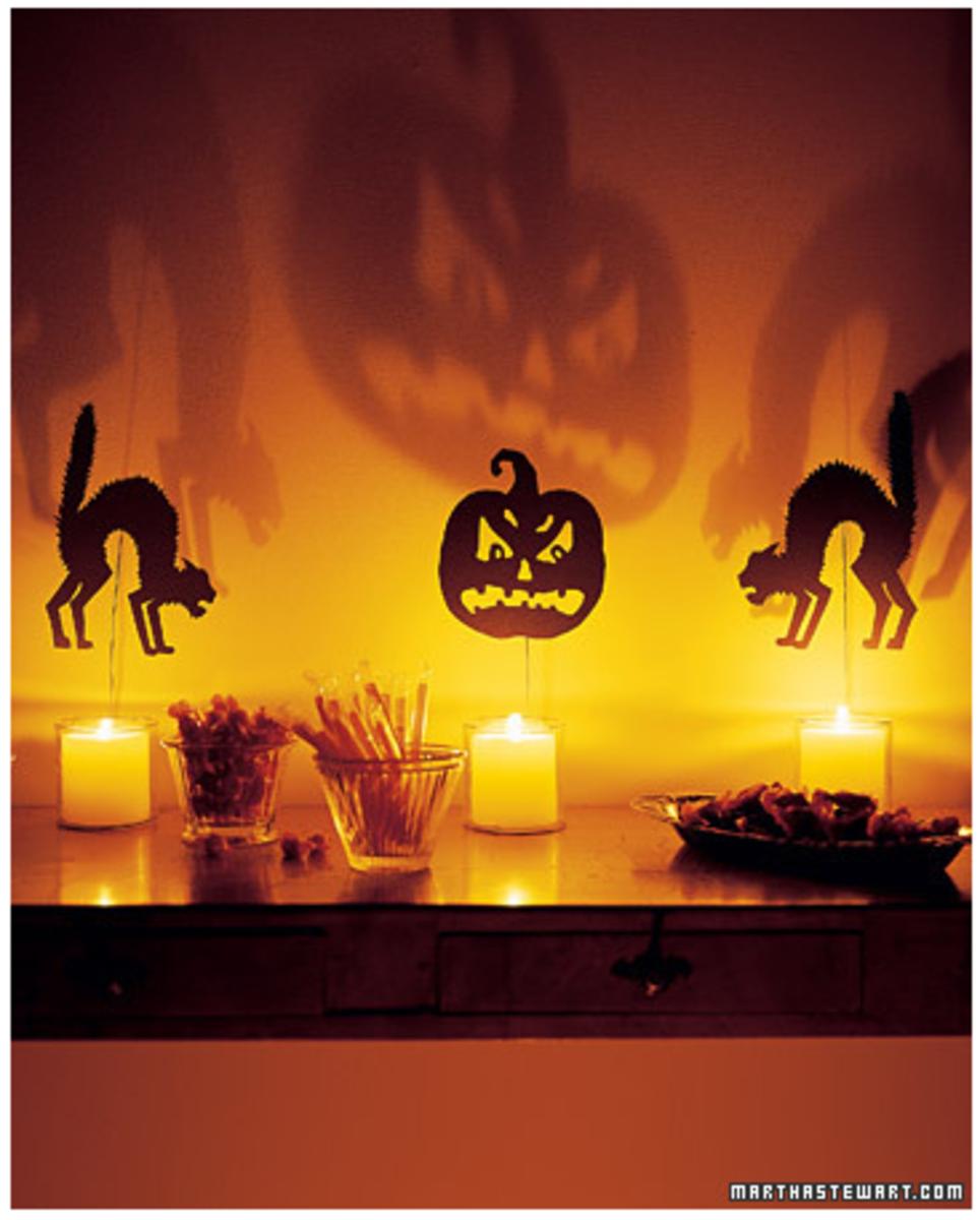Halloween Wall Scenes