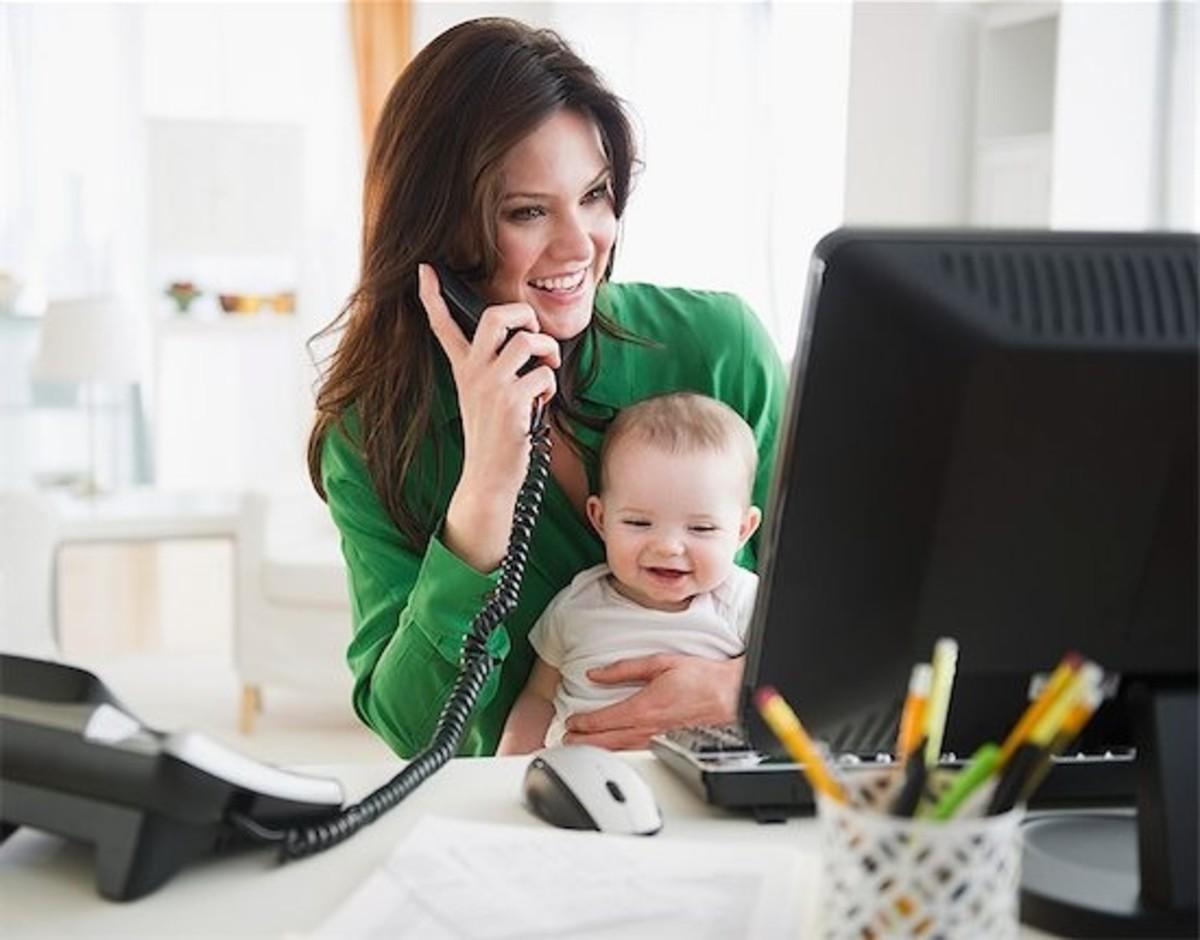 Not All Breadwinner Moms Are Happy About It www.TodaysMama.com #workingmoms #breadwinnermoms
