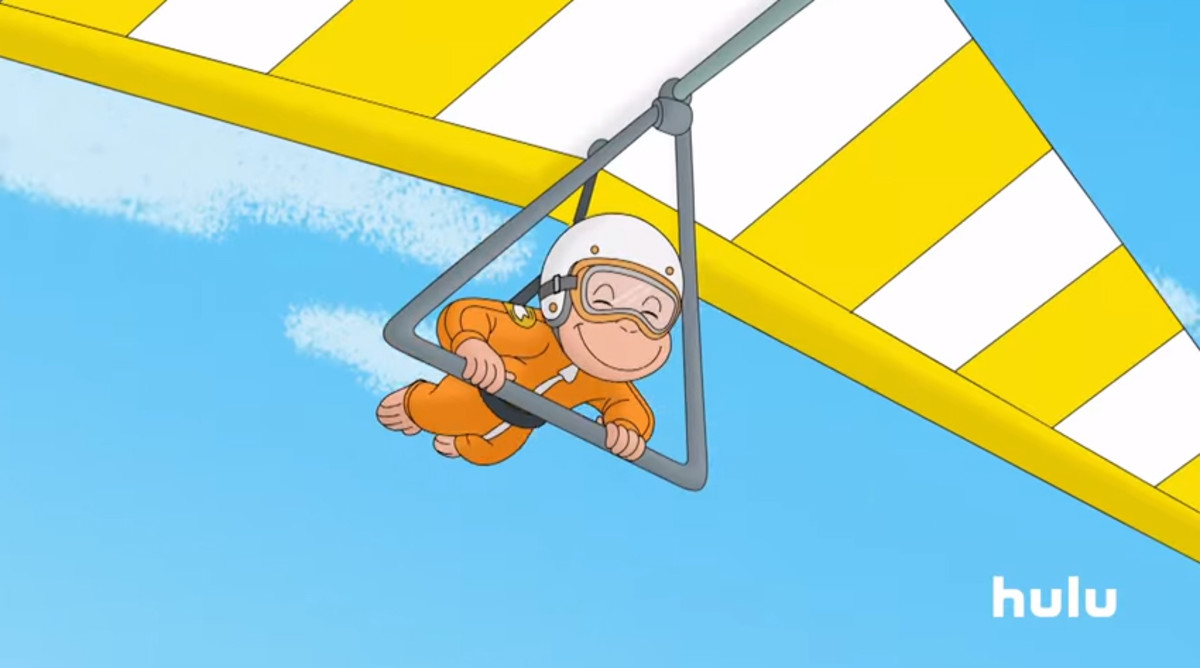 9 Seasons of Curious George Now on Hulu!