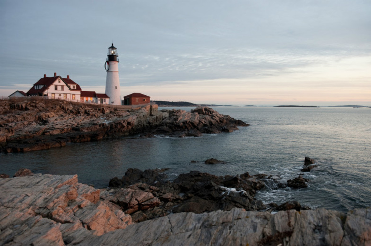 Cape Elizabeth, Maine (Flickr: jodycl)