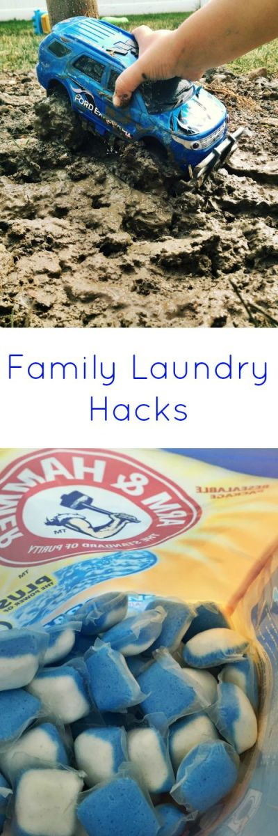 Family Laundry Hacks