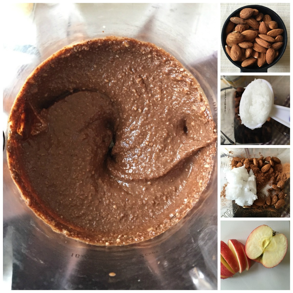 Coconut Chocolate Almond Butter