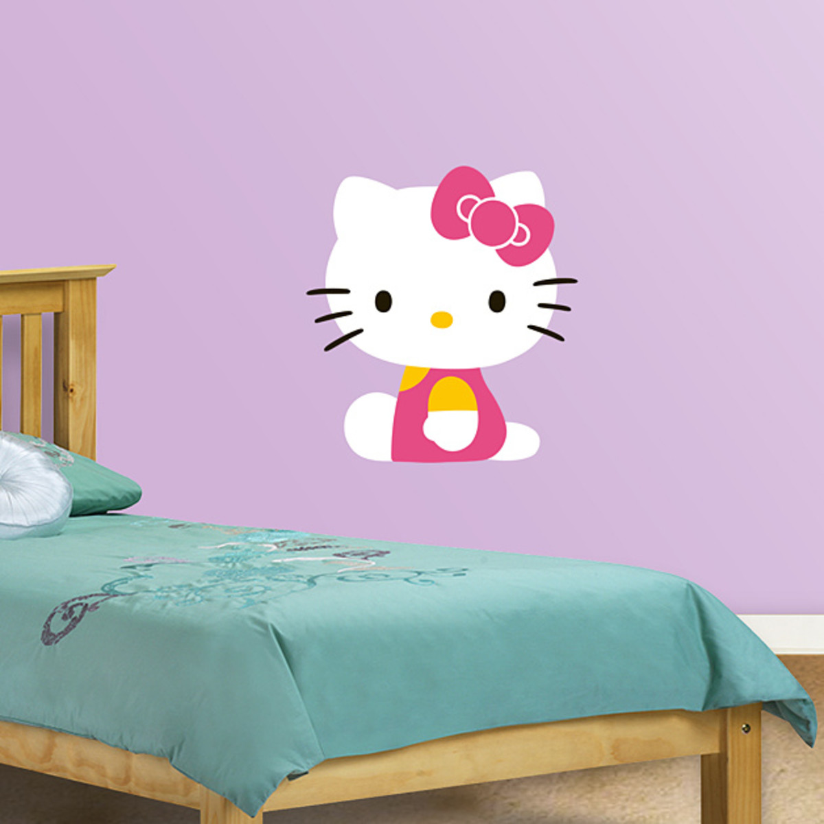 Fathead Hello Kitty Decal