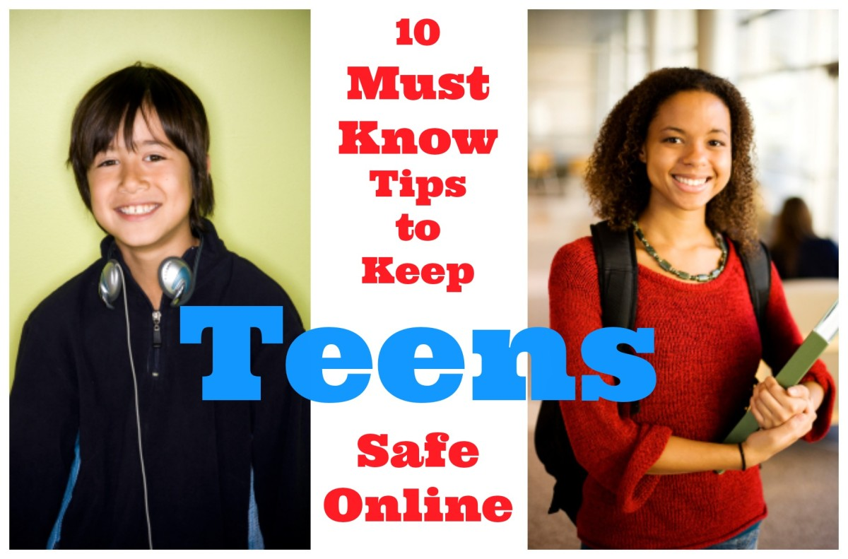 Keeping Teens Safe Online