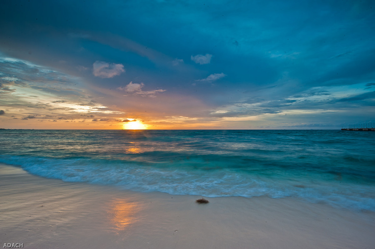 Playa del Carmen in the Riviera Maya (Flickr: Christopher William Adach)