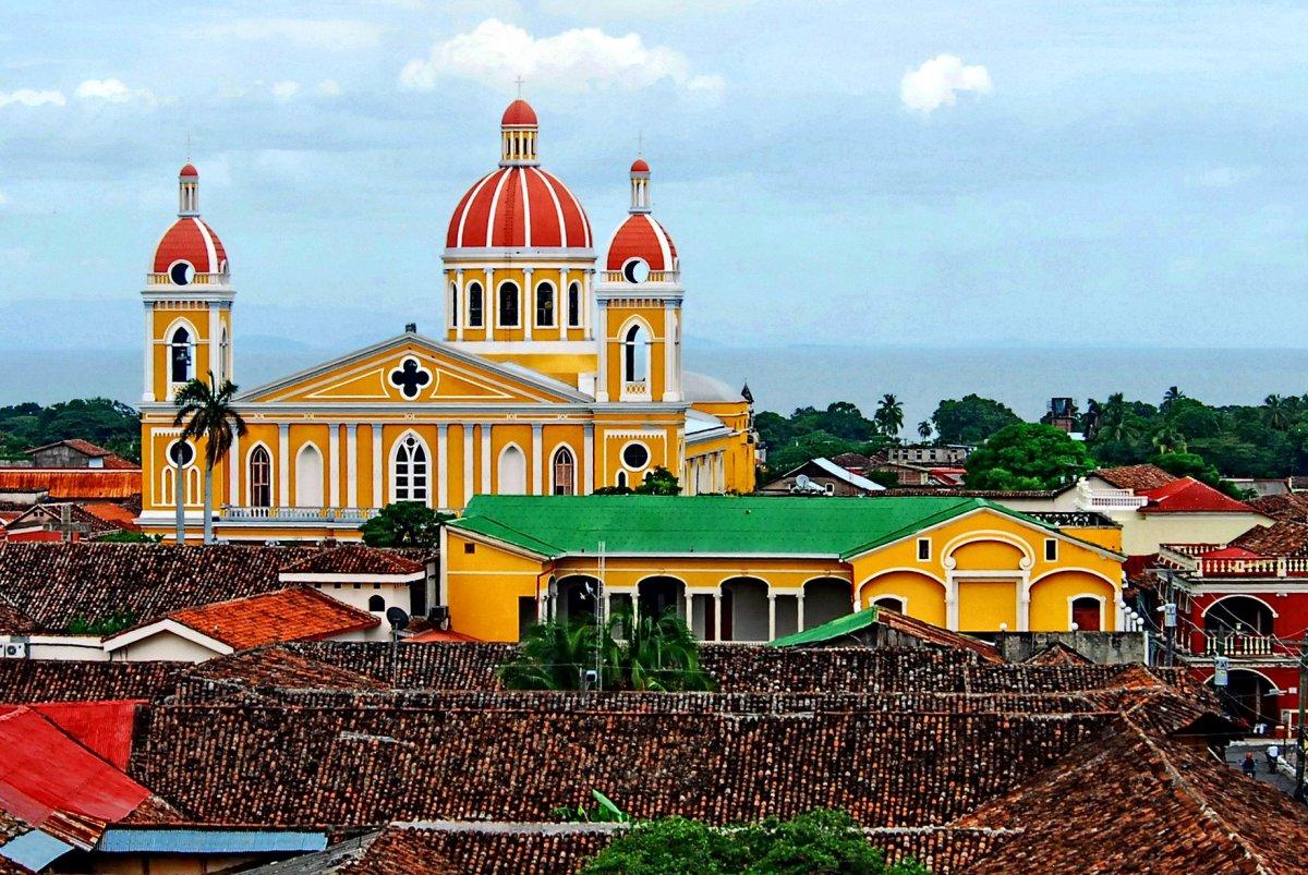 Granada skyline in Nicaragua (Courtesy Visit Nicaragua)