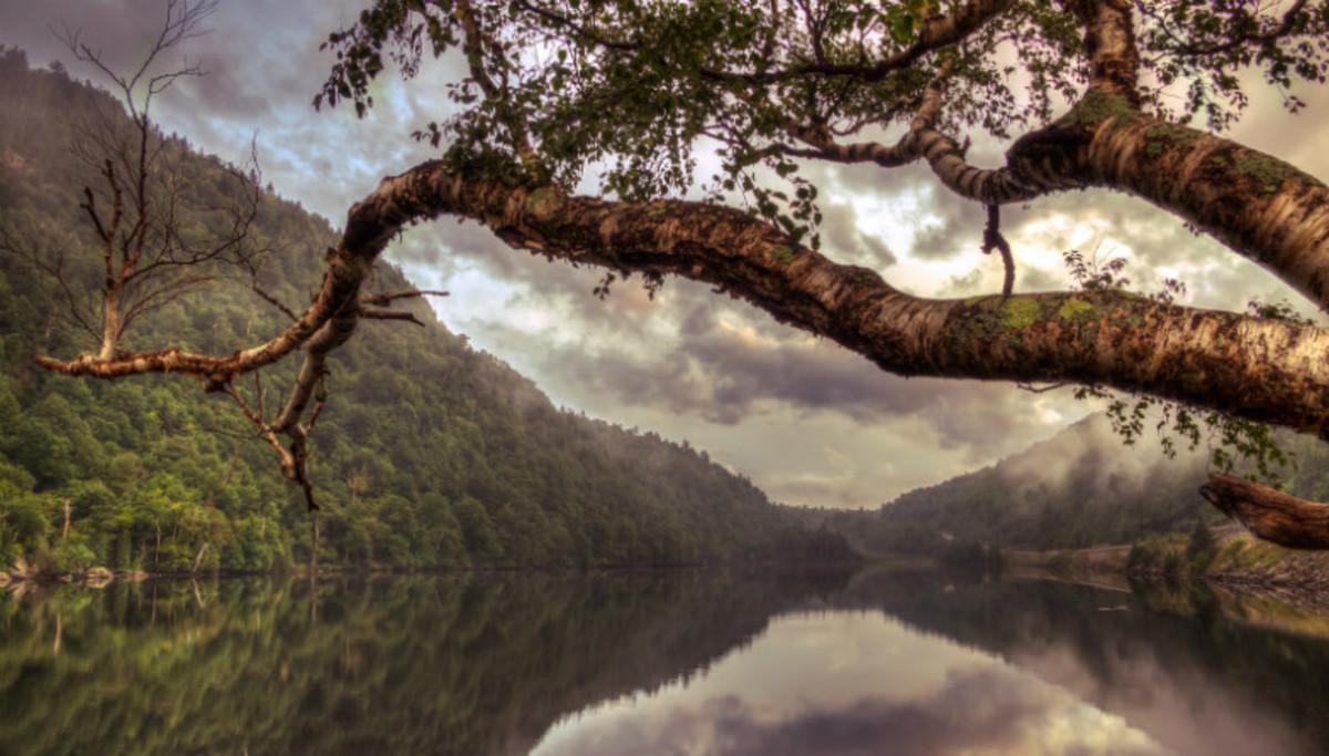 Cascade Lake in the Adirondacks (Flickr: stillwellmike)