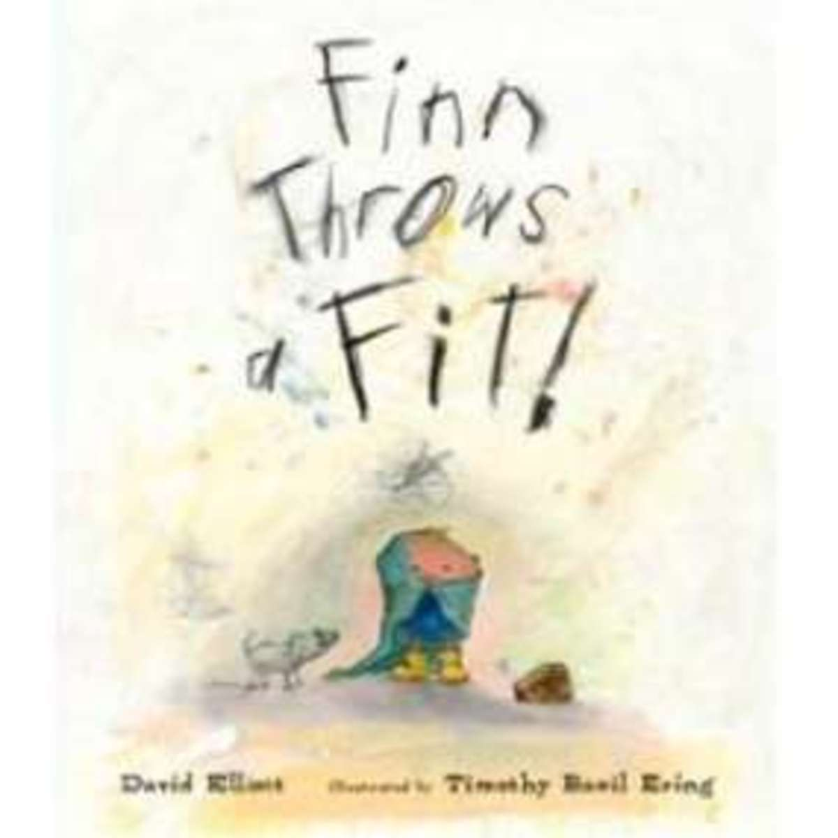 Books for Dealing with Temper Tantrums: FInn Throws a Fit