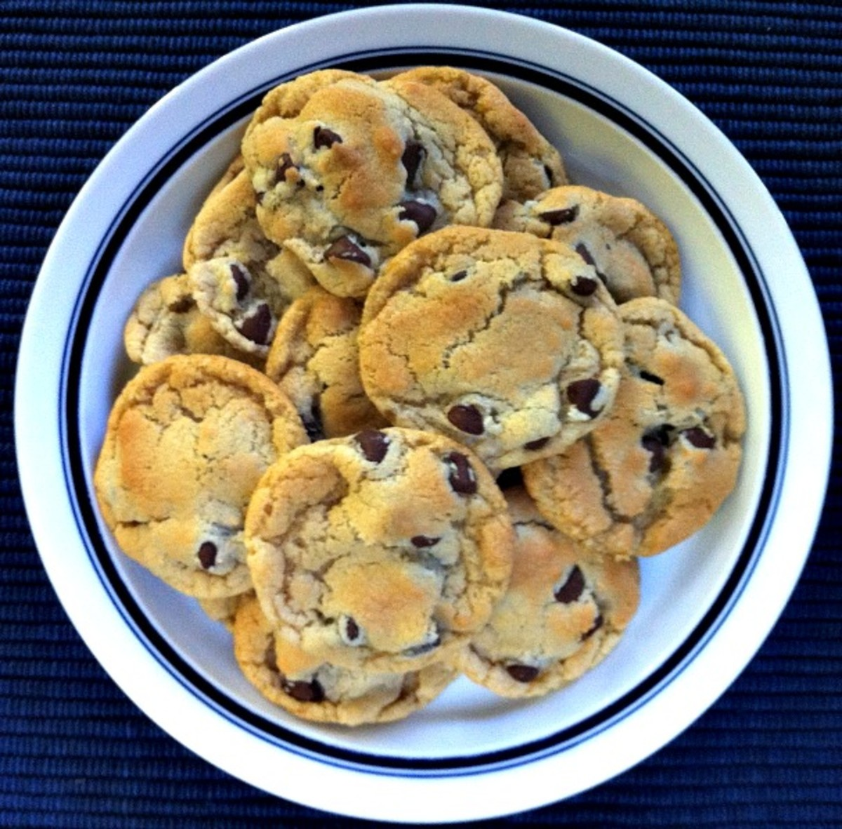 Amy's Best Chocolate Chip Cookie Recipe