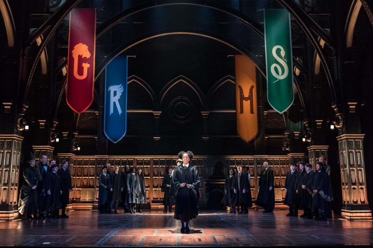 Harry Potter and the Cursed Child (Courtesy Harry Potter and the Cursed Child)