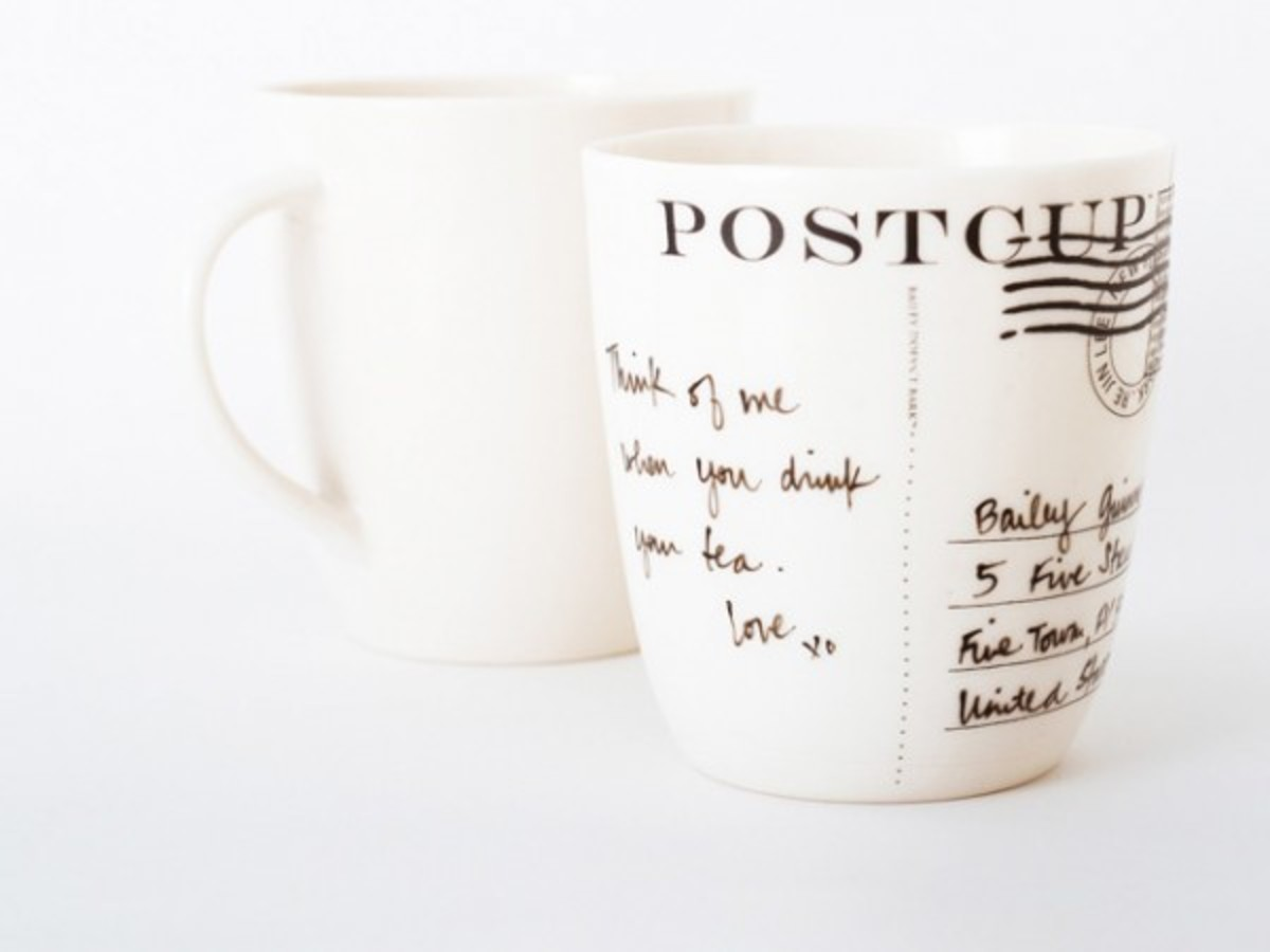 Customizable PostCup