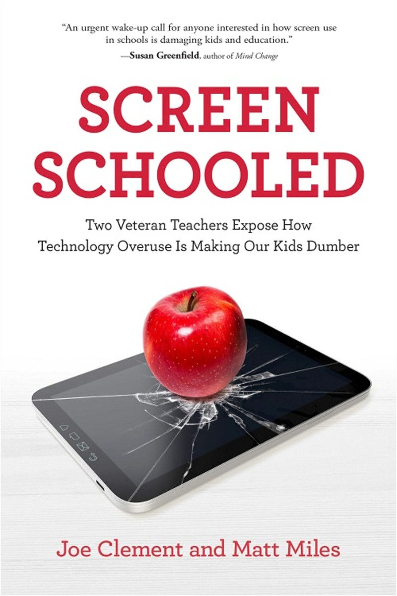 ScreenSchooledCover