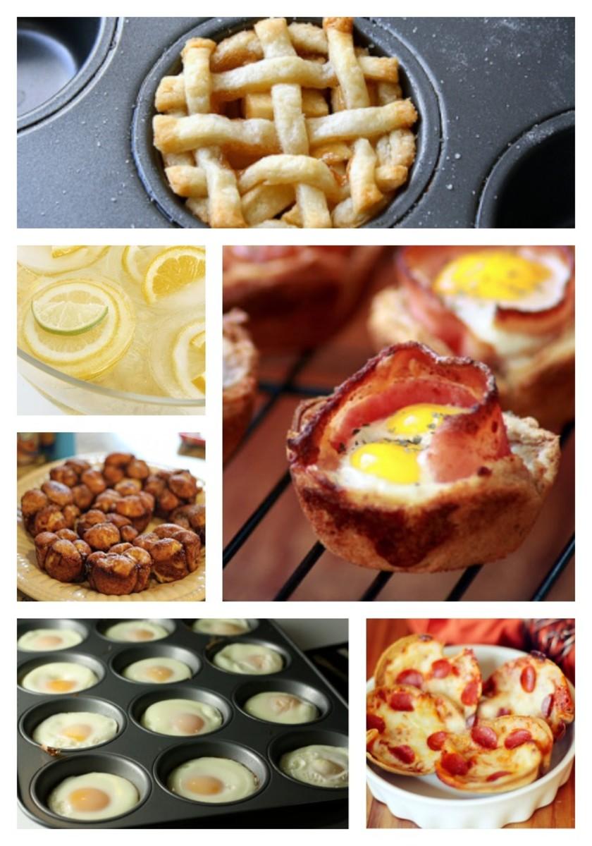 13 Muffin Tin Recipes