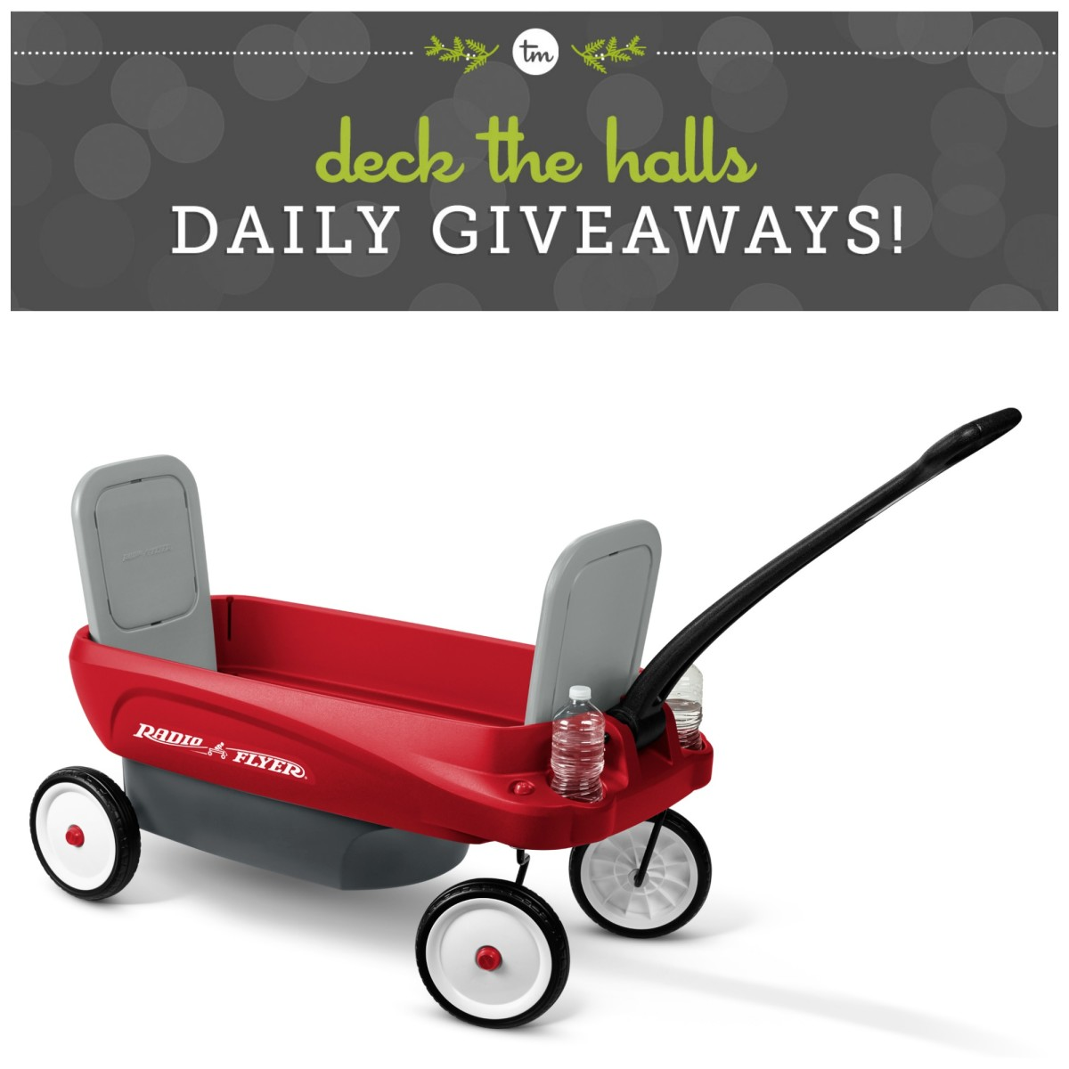 Radio Flyer Journey Wagon