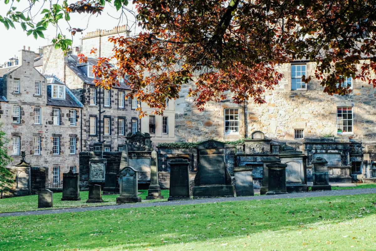 Greyfriars Kirkyard (Photo: Michelle Rae Uy)