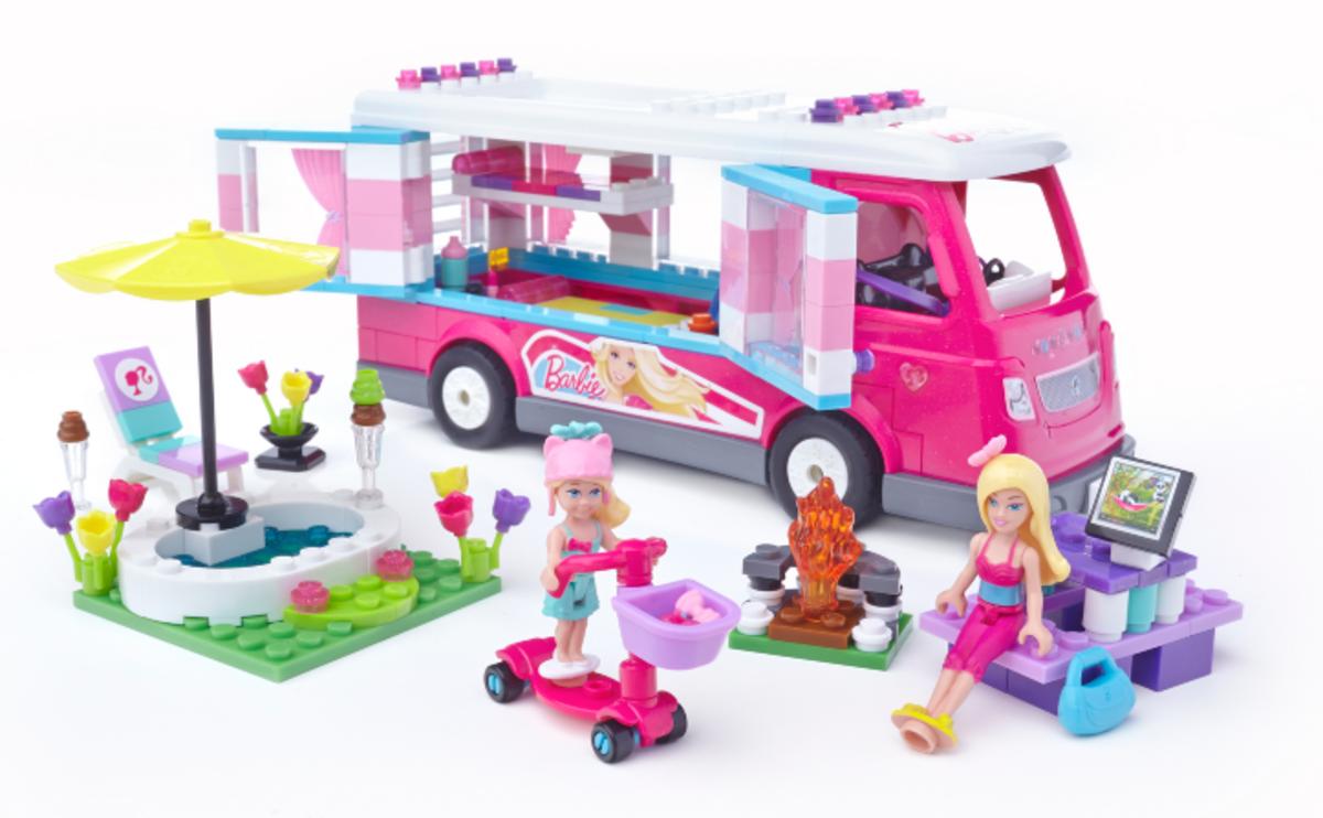 Barbie MegaBloks Camper Giveaway on TodaysMama.com