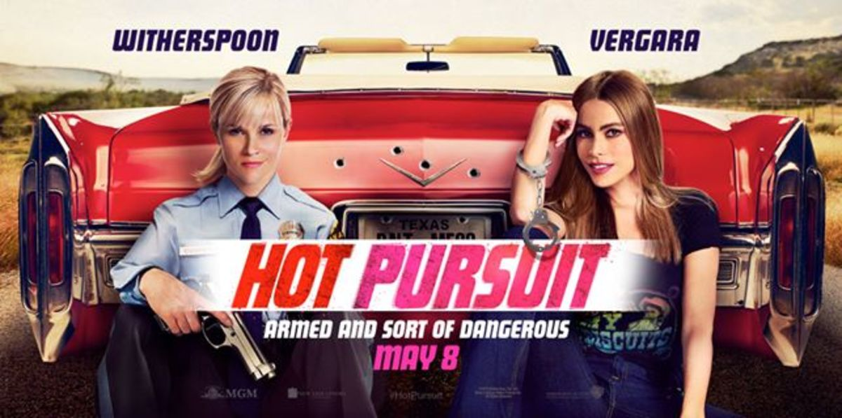 Win $100 Visa Gift Card to See Hot Pursuit!