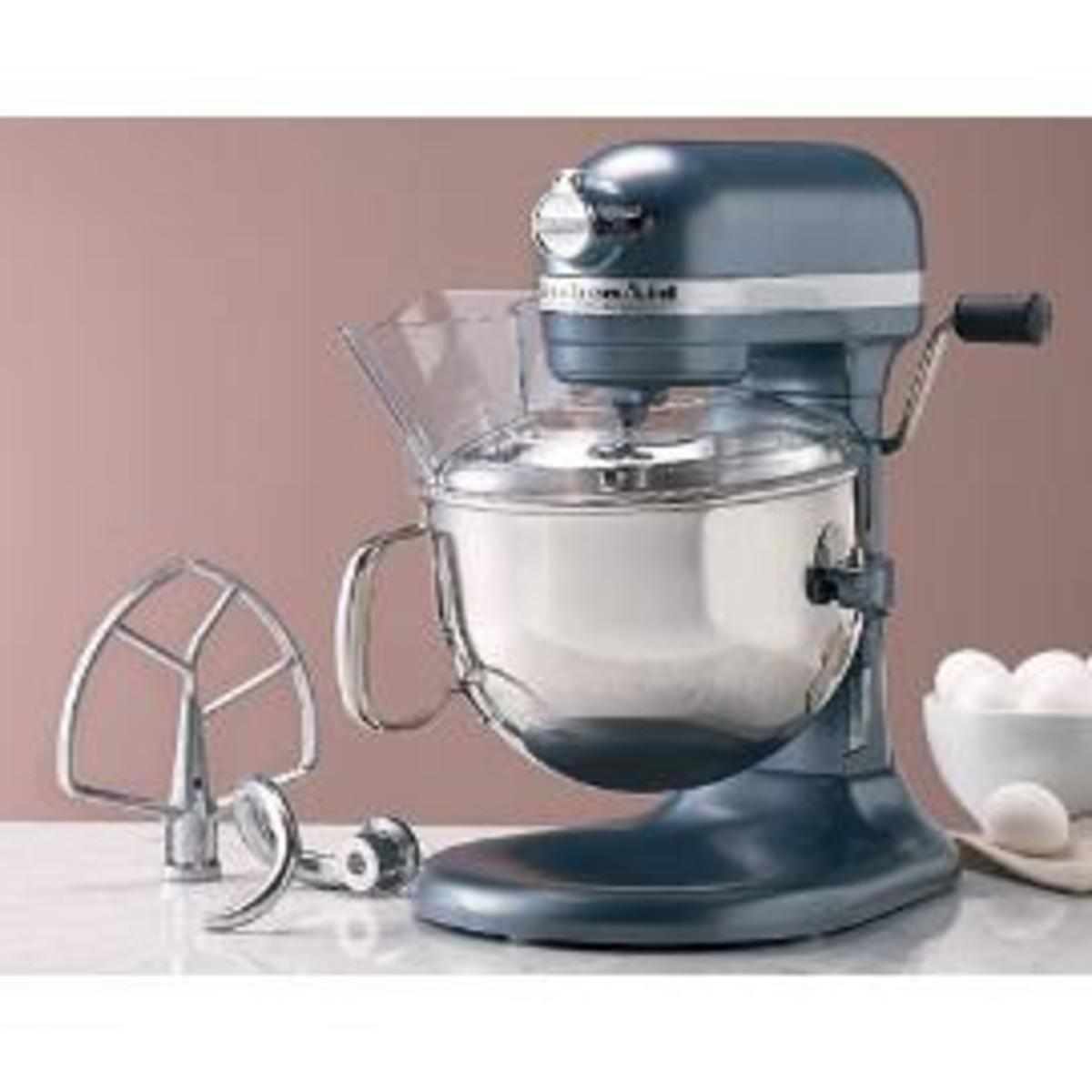 KitchenAid 600 Series in blue