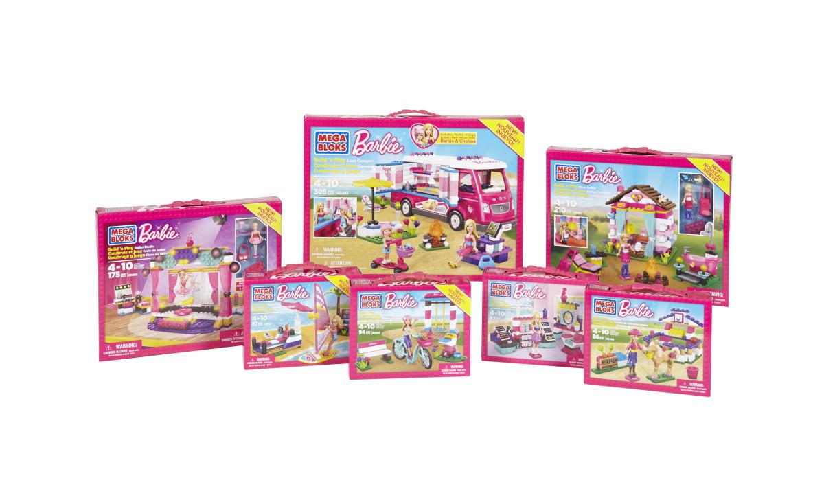 Giveaway: Barbie Mega Bloks Prizepack on TodaysMama.com