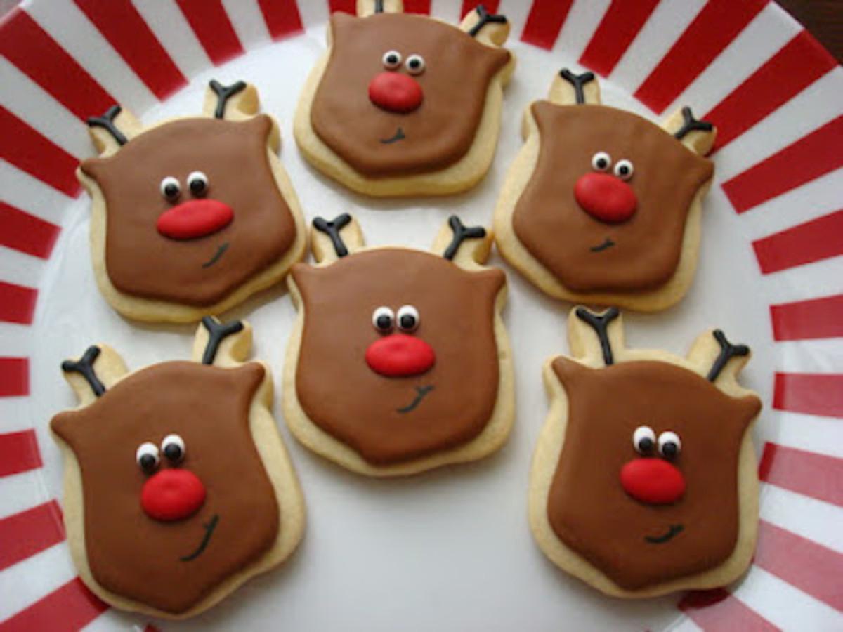 reindeersugarcookies