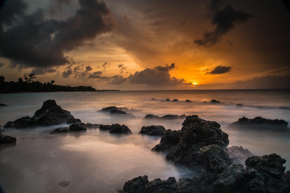 Sunset at Vieques (Flickr: Rahul Nair)