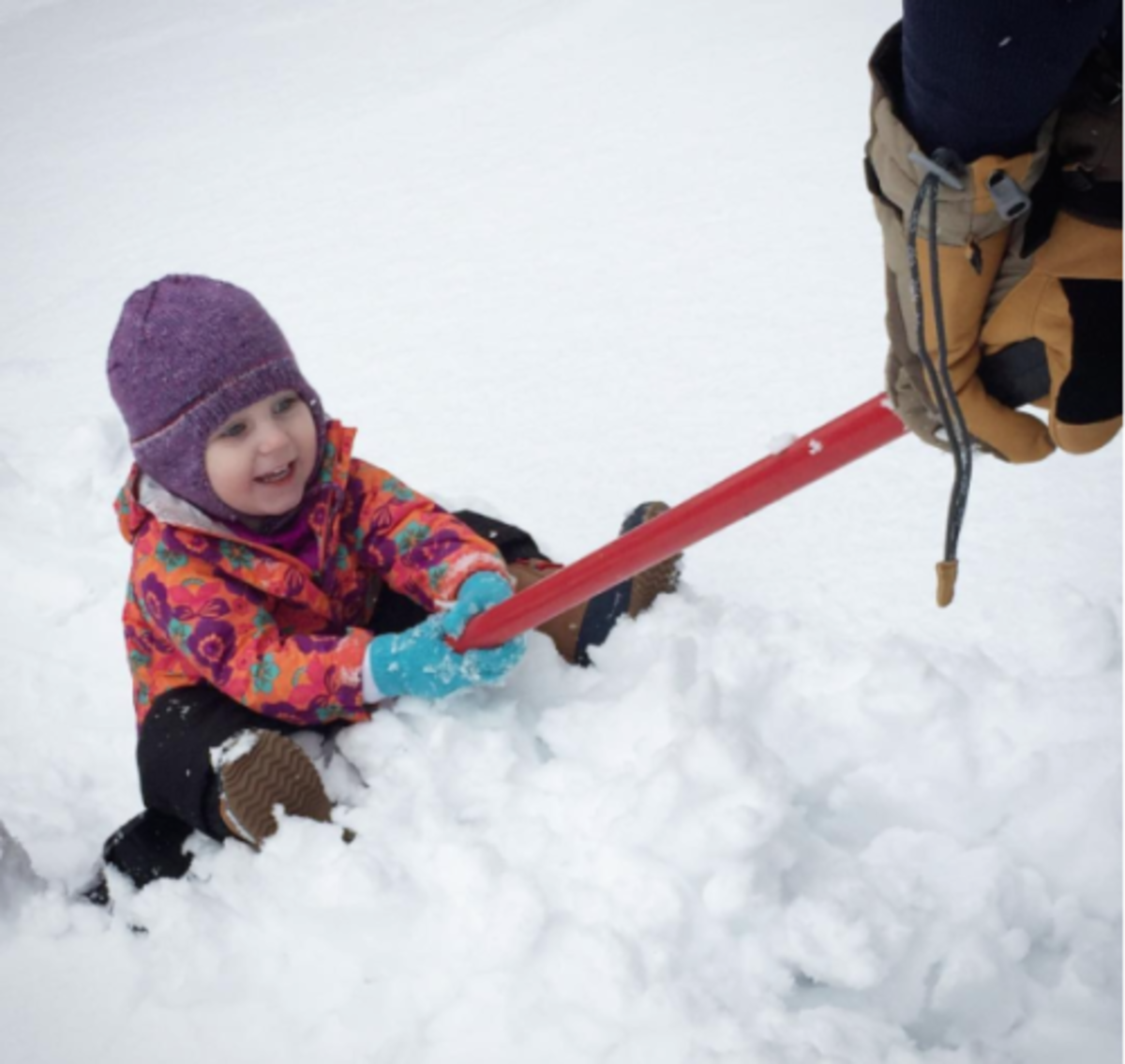 The Cutest Kid Pics from SNOWMAGEDDON 2016 @erinmwitte