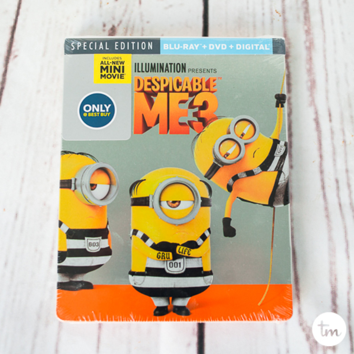 Despicable Me 3, Minions, Kids Movies