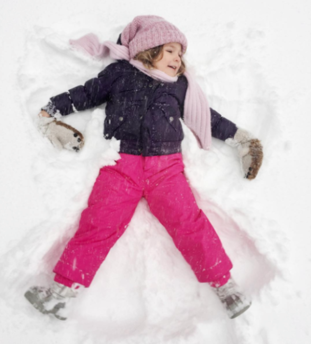 The Cutest Kid Pics from SNOWMAGEDDON 2016 @strollerinthecity