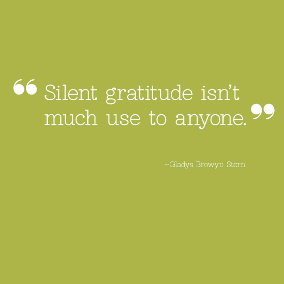 quotes for gratitude