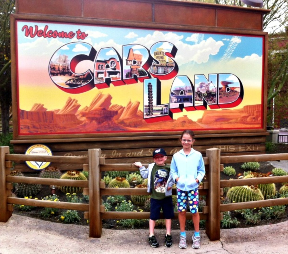 Welcome to Cars Land Kids