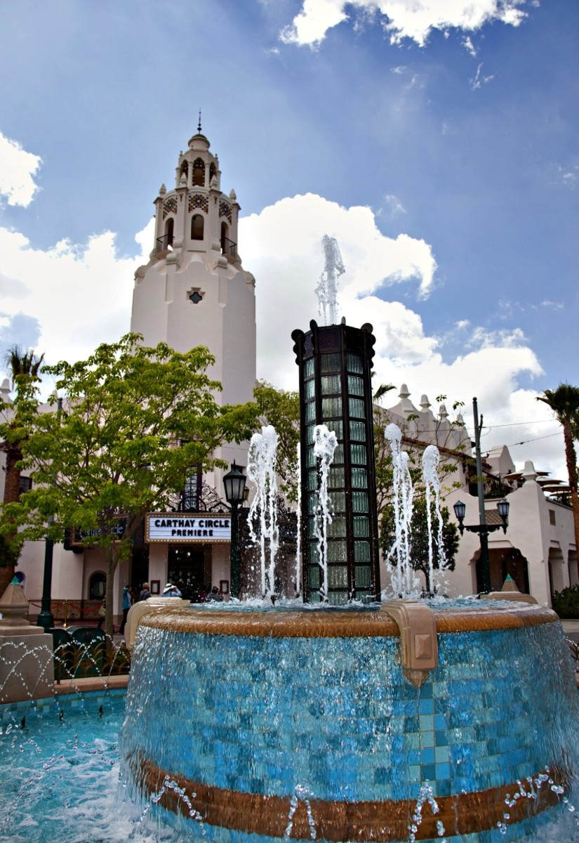 Carthay Circle Restaurant and Theatre