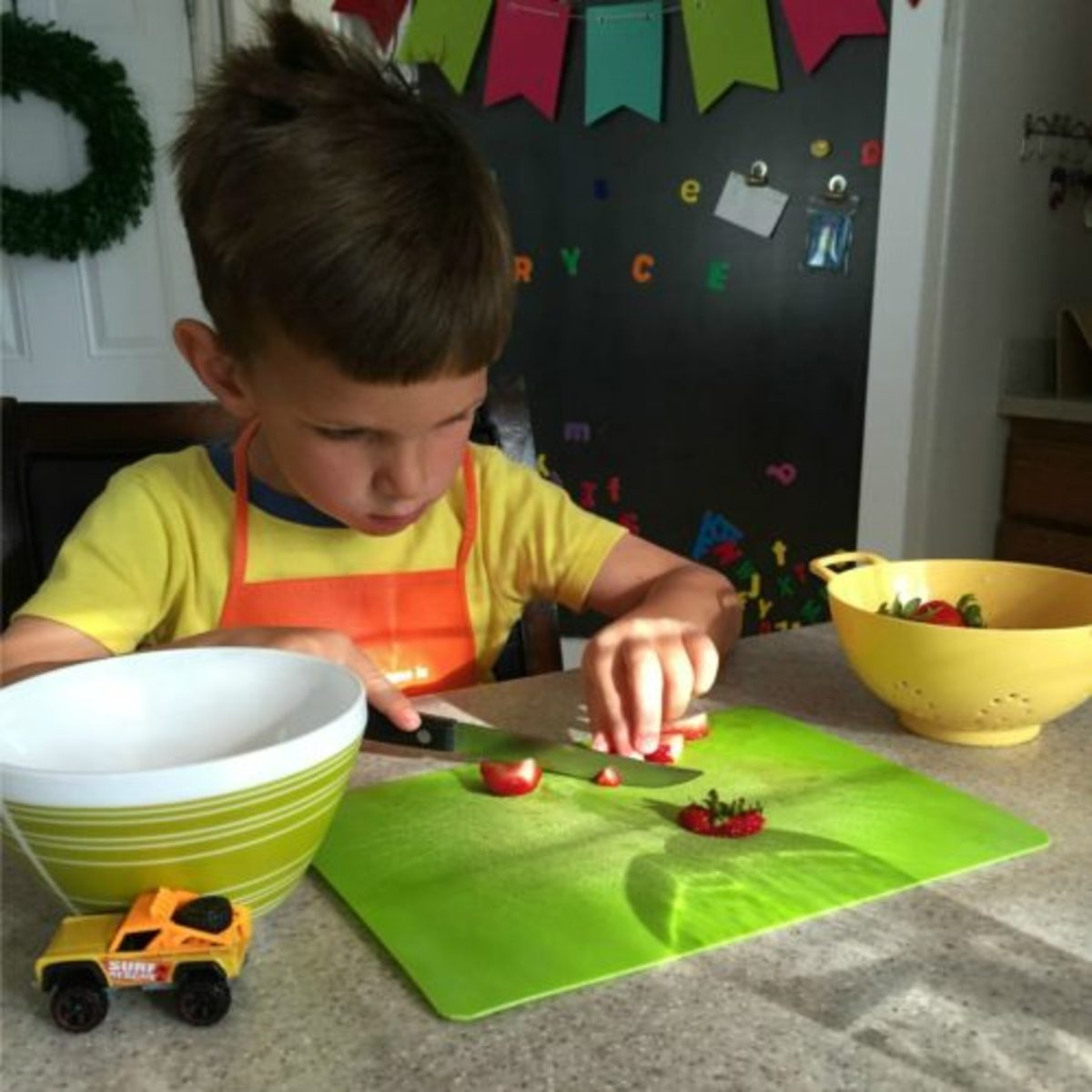 5 Reminders for Raising Helpful Kids in the Kitchen4