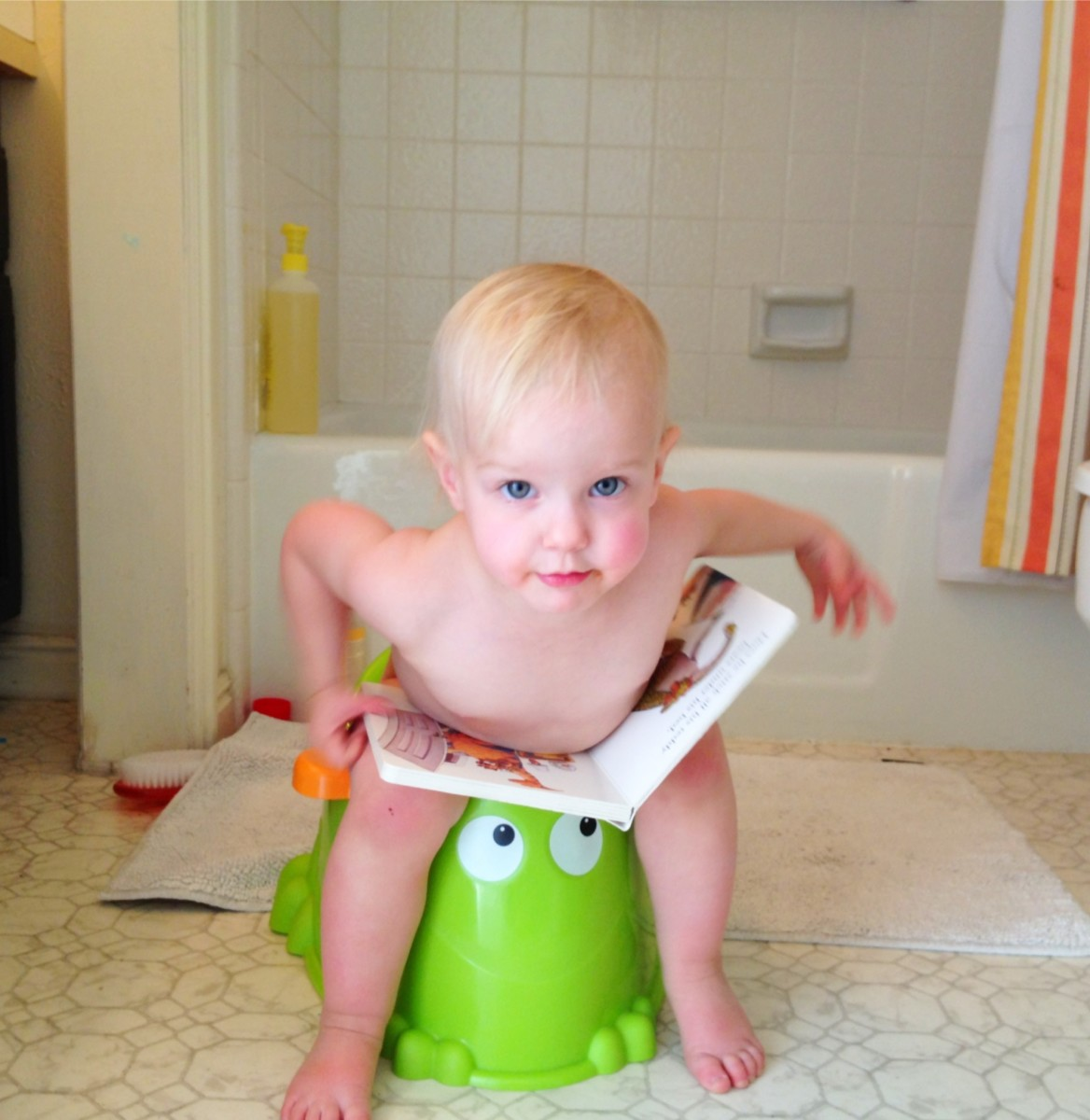 Why Potty Training My Toddler is the Worst