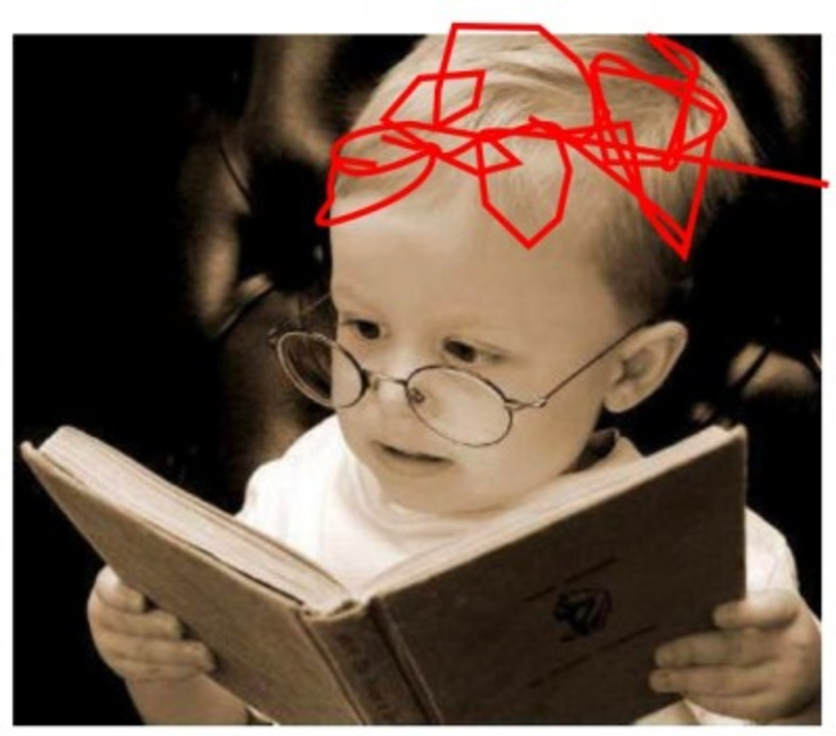 RedHead_FakeBaby_Reading-400x352