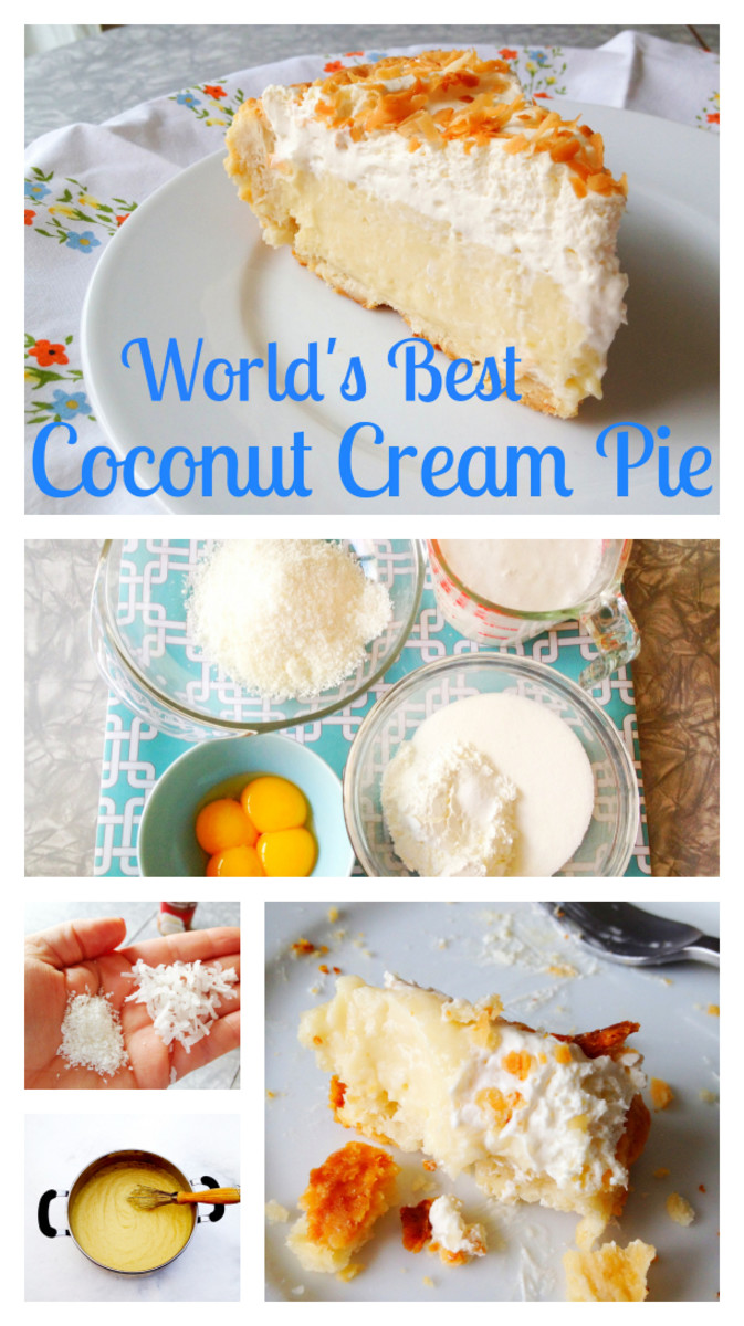best coconut cream pie recipe ever