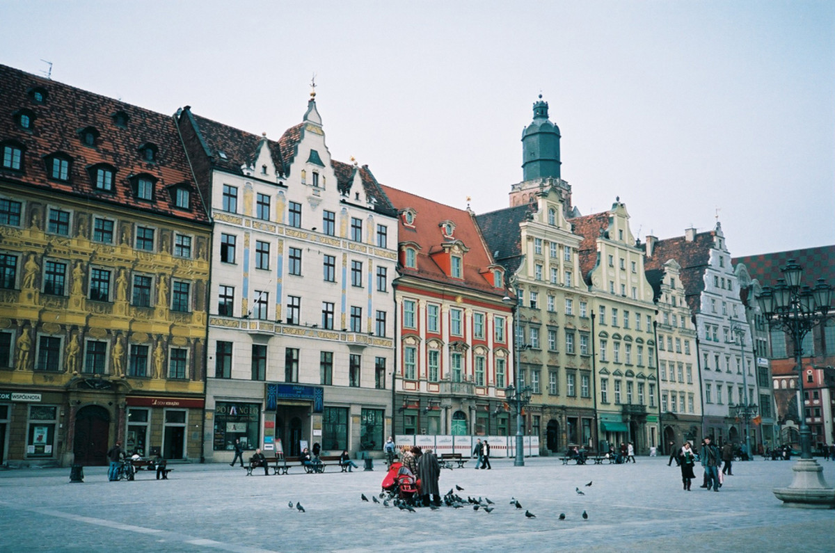 Wroclaw in Poland is a great kid-friendly destination to visit this 2017. (Flickr: Monica Kelly)