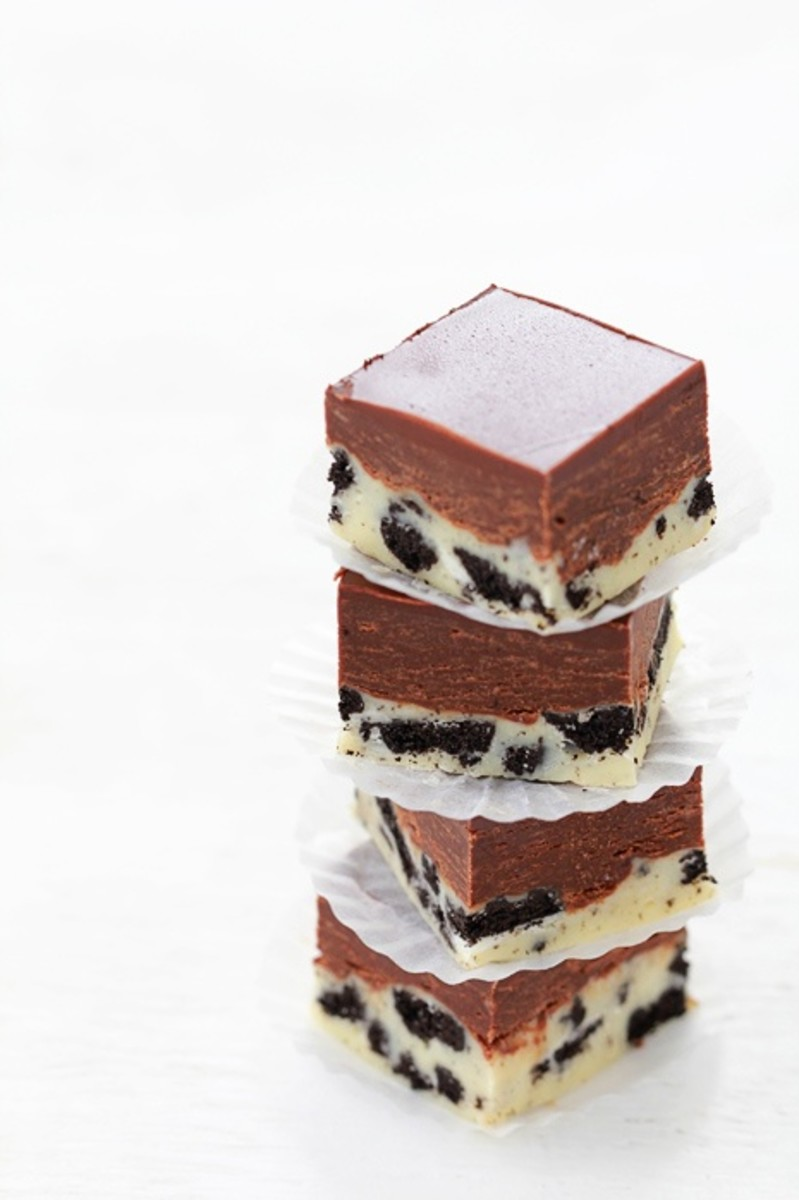 7 Holiday Fudge Recipes